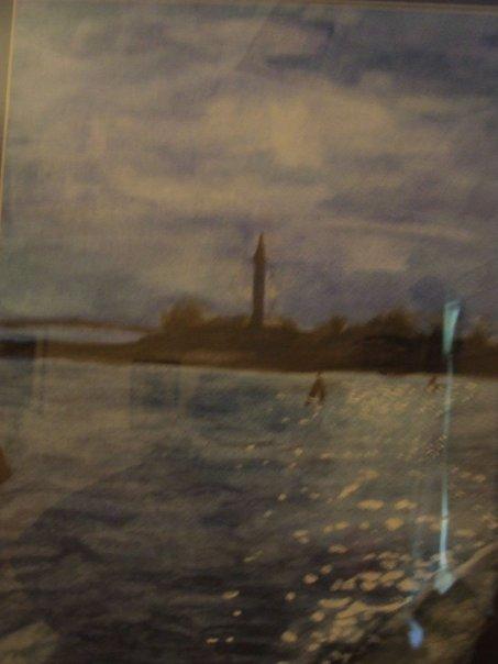 light on the venetian lagoon