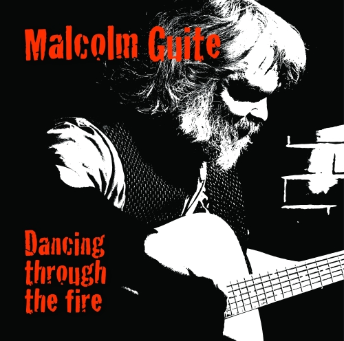 CD cover for Dancing through the Fire