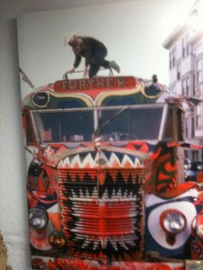 """Further""The grateful dead's bus"