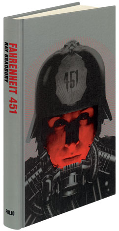 The Folio edition of Fahrenheit 451