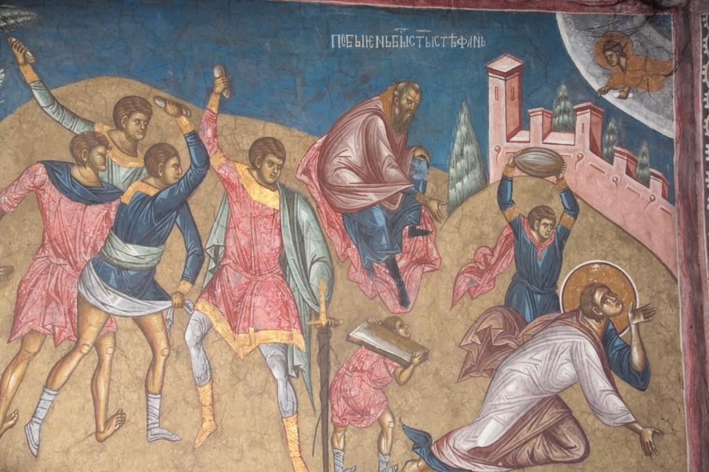 Witness for Jesus, man of fruitful blood