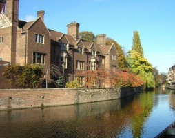 Magdalene College Cambridge