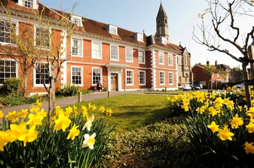 Sarum college, where I will have the book Launch and Poetry Reading