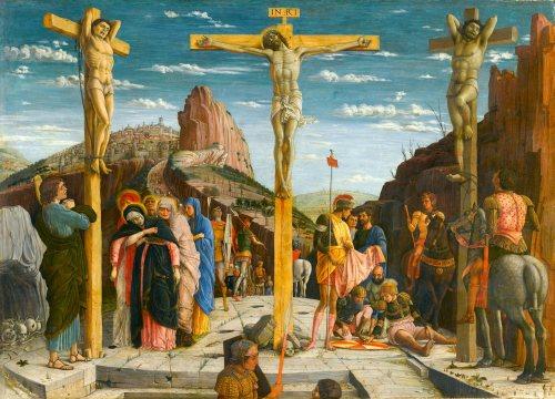 Mantegna,_Andrea_crucifixion__Louvre_from_Predella_San_Zeno_Altarpiece_Verona