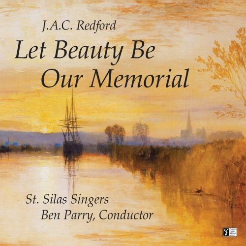 JAC Redford's beautiful new CD