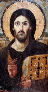Christ the Saviour St. Catherine's monastery Mount Sinai