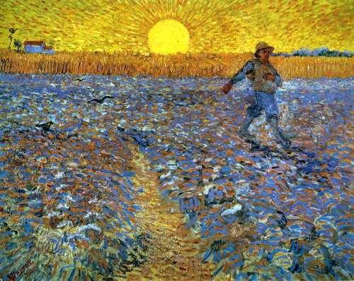Van Gogh The Sower 1888