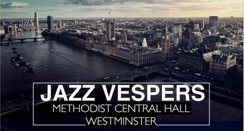 Jazz Vespers arranged by Dan Forshaw