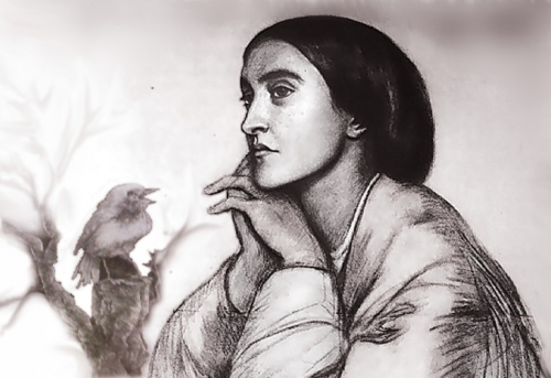 """a birthday by christina rosetti All of it has come true — eloise klein healey christina rossetti, """"a birthday"""" my  heart is like a singing bird whose nest is in a water'd shoot."""