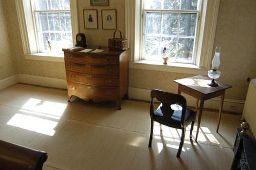 Emily's desk
