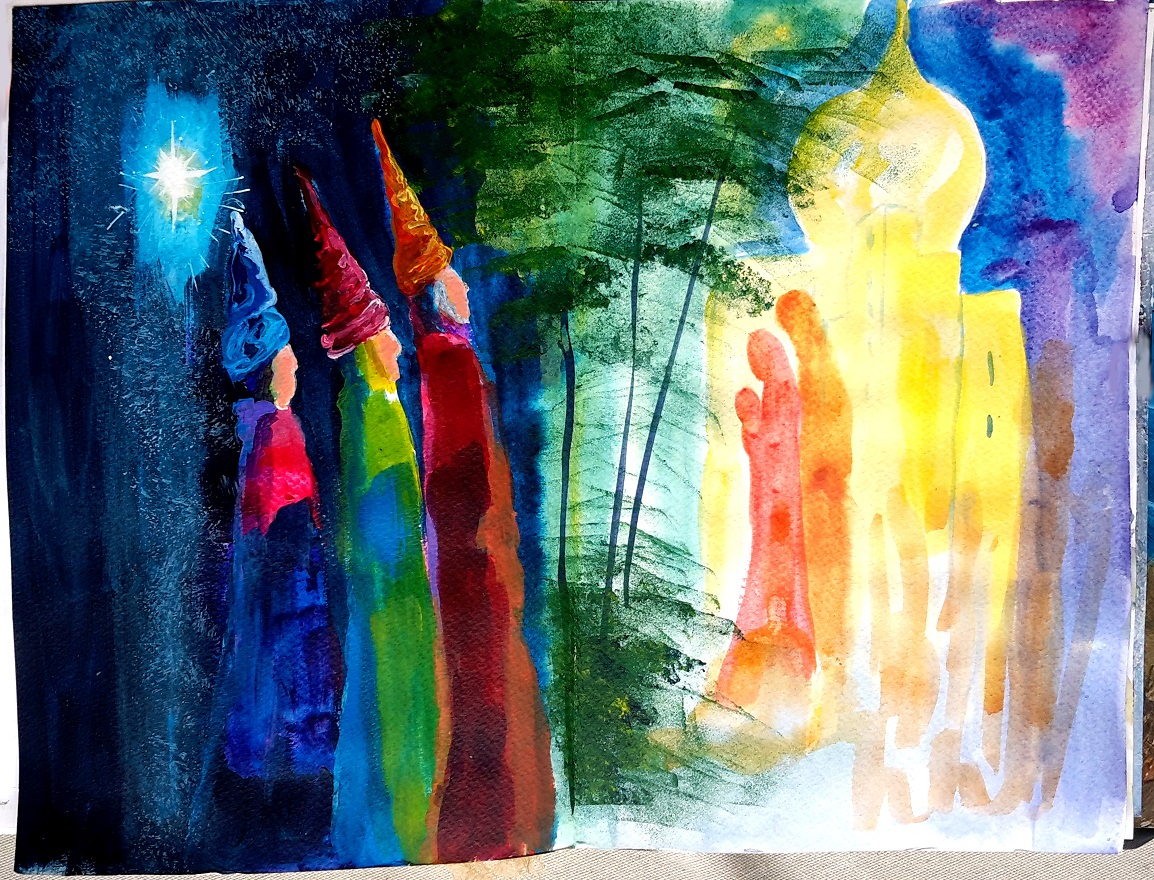 ode on the morning of christ s nativity by john milton malcolm guite image by linda richardson