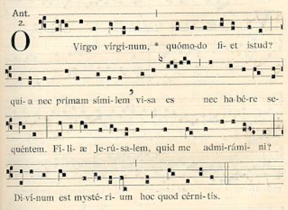 O Virgo Virginum