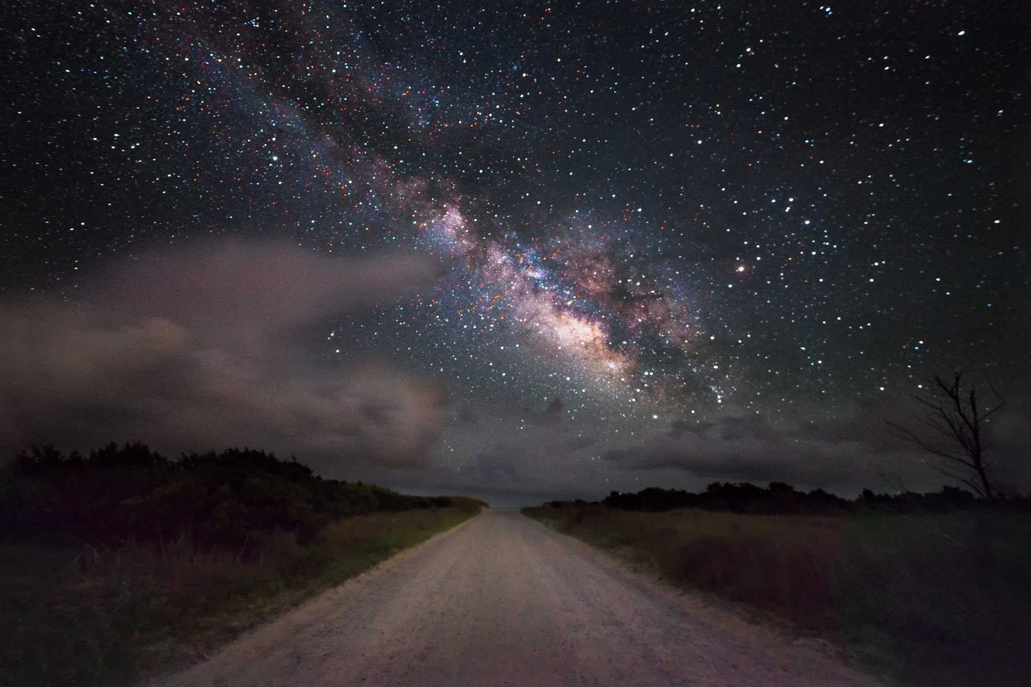 The Milky Way: a little burst of midwinter glory | Malcolm ...